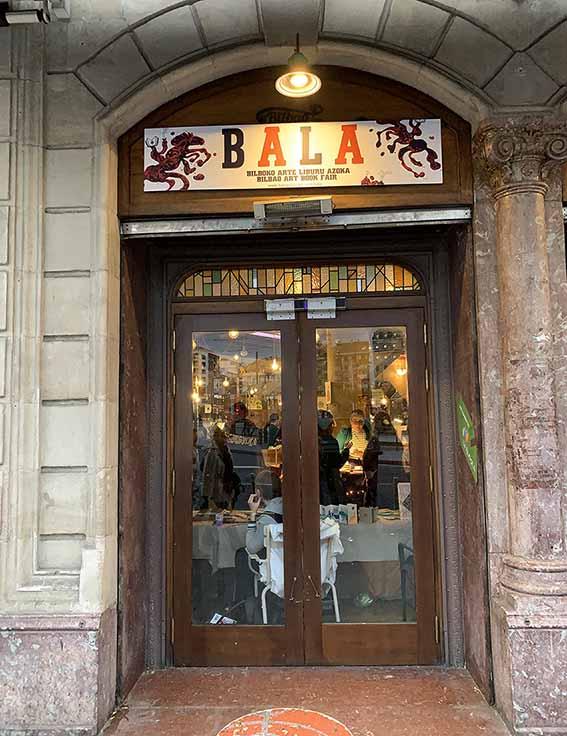 Café Boulevard Bilbao